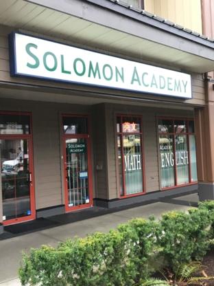 Solomon Academy - Tutorat