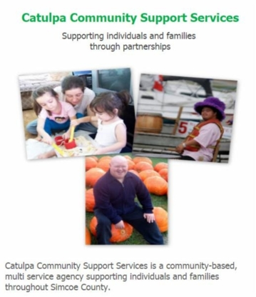 Catulpa Community Support Services - Community Service & Charitable Organizations - 705-434-3003