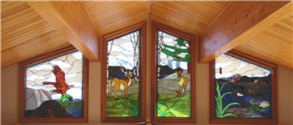Cranberry Stained Glass Studio - Windows - 902-876-5167