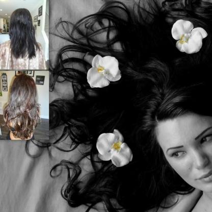 Millionhairs Salon & Hair Extensions - Salons de coiffure - 778-886-0506
