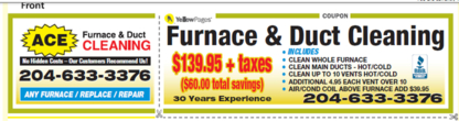 Ace Furnace & Duct Cleaning - Furnace Repair, Cleaning & Maintenance