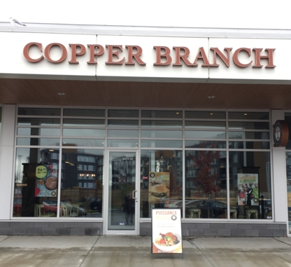 Copper Branch - Restaurants - 450-445-2224