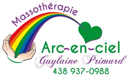 Massothérapie Arc-en-ciel - Guylaine Primard - Massage Therapists - 438-937-0988