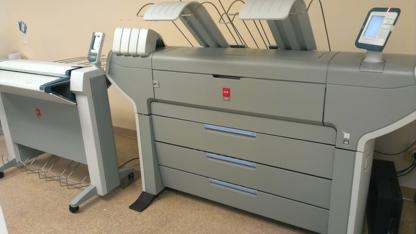 Georgian Copy And Printers - Printers - 705-725-6298