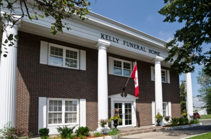 Kelly Funeral Homes Complexe Walkley - Funeral Homes - 613-604-4602