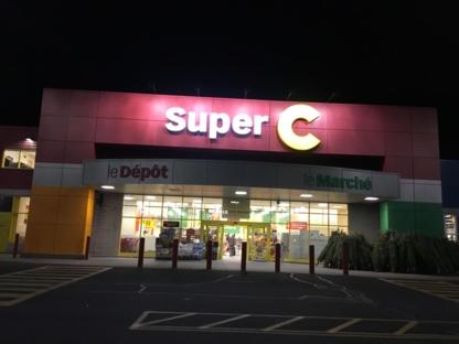 Super C - Épiceries - 450-263-2955