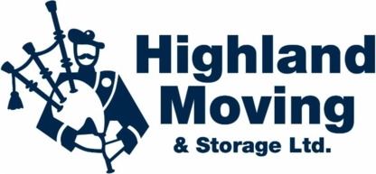 Highland Moving & Storage Ltd - Déménagement et entreposage - 403-720-0028