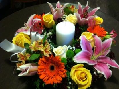 Rosa Floral Design - Florists & Flower Shops