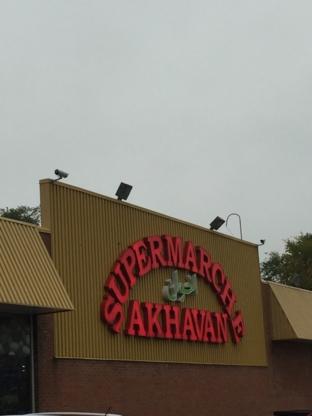 Supermarché Akhavan - Épiceries