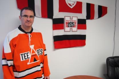 Big Stick Custom Hockey - Sporting Goods Stores