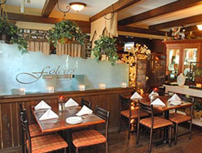 Folco's Ristorante - Vegetarian Restaurants - 647-361-5832