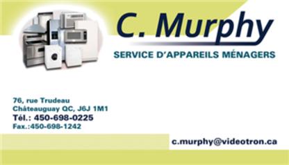 Voir le profil de Service D'Appareils Ménagers C Murphy Inc - Vimont
