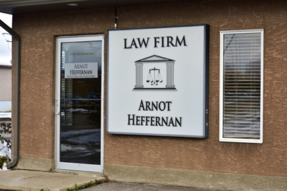 Arnot Heffernan Slobodian - Employment Lawyers - 306-953-4777