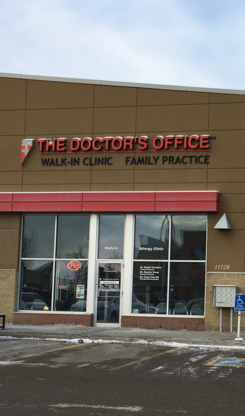 MCI The Doctor's Office - Cliniques médicales - 403-274-1864