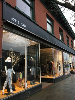 8th & Main - Clothing Stores