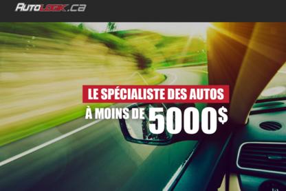 Autologik.ca - Used Car Dealers - 819-712-2898