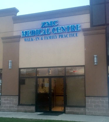 ZMC Medical Center - Medical Clinics - 905-427-5444