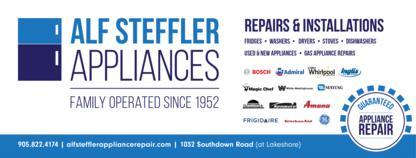 View Alf Steffler Ltd's Milton profile