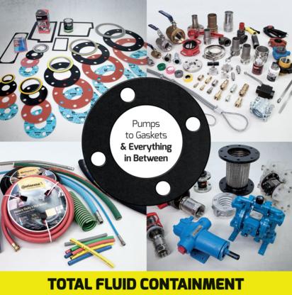 Industrial Rubber Company Newfoundland - Fournitures et équipement industriels