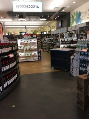 SAQ Sélection - Spirit & Liquor Stores