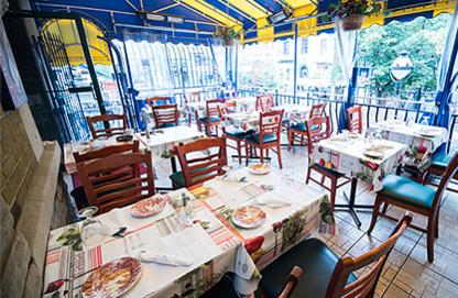 Restaurant Chez Paesano - Restaurants italiens - 438-795-5287