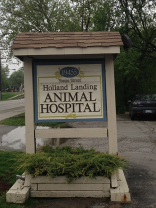 View Holland Landing Animal Hospital's Newmarket profile