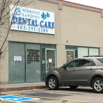 Sunridge Landing Dental Care - Dentistes - 403-291-2208