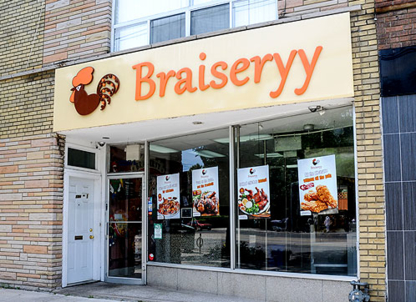 Braiserry Chicken - Rôtisseries et restaurants de poulet - 647-748-2364