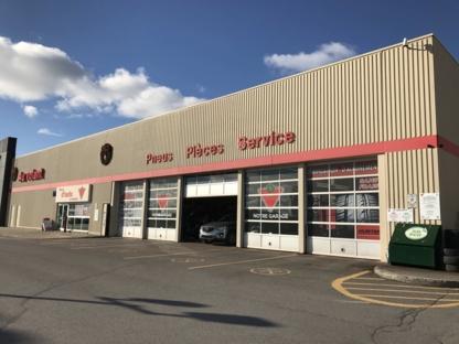 Canadian Tire - Garages de réparation d'auto - 514-365-1880