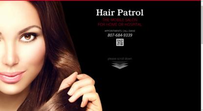 Hair Patrol-The Mobile Salon - Salons de coiffure et de beauté