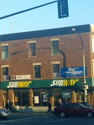 Subway - Sandwiches et sous-marins - 514-845-8192