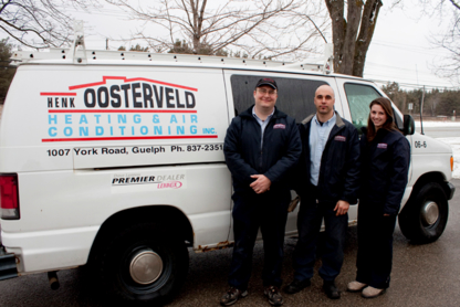Oosterveld Heating & Air Conditioning Inc. - Air Conditioning Contractors