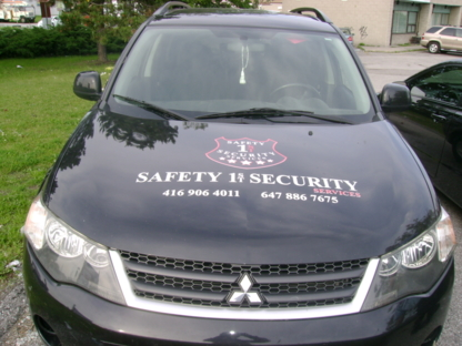 Safety First Security Services - Patrol & Security Guard Service - 647-886-7675