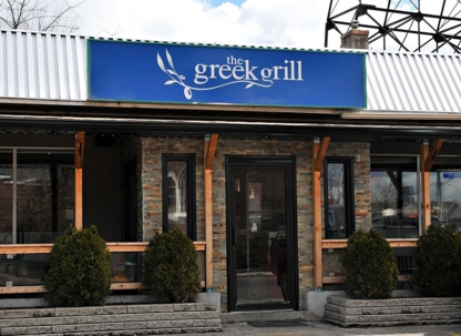 The Greek Grill - Restaurants méditerranéens - 416-461-5200