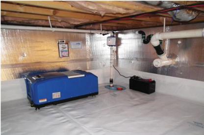 Kenmar Basement Systems - Waterproofing Contractors - 705-223-4647