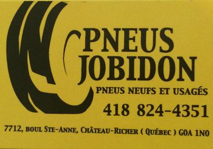 Service De Pneus Jobidon Inc - Magasins de pneus