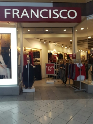 San Francisco - Clothing Stores - 514-694-8239