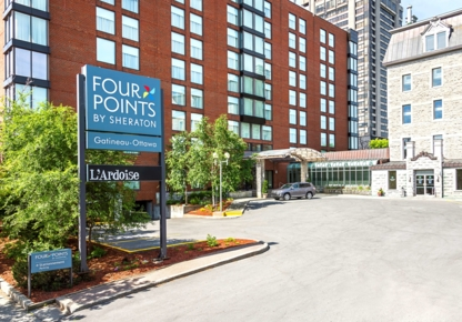 Four Points by Sheraton Hotel & Conference Centre Gatineau-Ottawa - Hotels - 819-778-6111