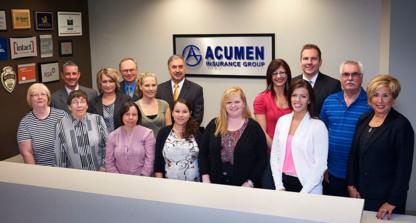 Acumen Insurance Group - Courtiers en assurance - 905-282-0900
