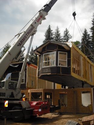 Armstrong Crane & Rigging Inc - Crane Rental & Service