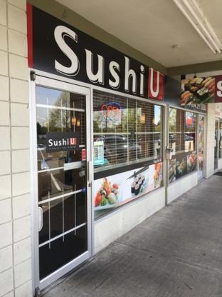 Sushi U - Restaurants - 604-291-0080