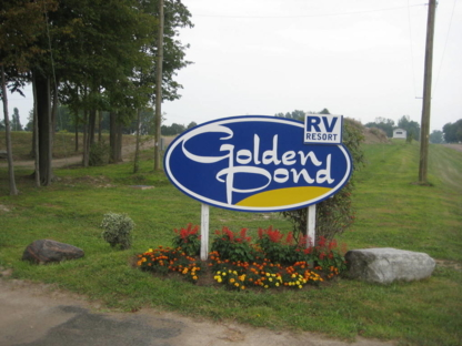 Golden Pond RV Resort - Terrains de camping - 519-485-0679