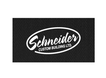 Schneider Custom Building Ltd - Building Contractors - 705-774-4353