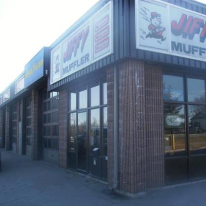 Jiffy Auto Service - Garages de réparation d'auto - 613-342-1661