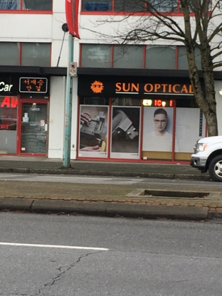 Optical Sun - Opticians