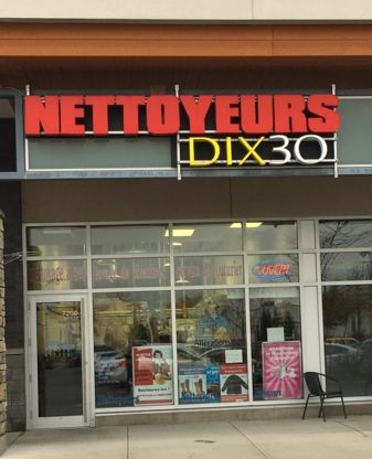 Nettoyeur DIX30 - Dry Cleaners - 450-926-3222