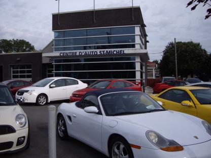 Centre D'Auto St-Michel - Auto Repair Garages - 514-725-9782
