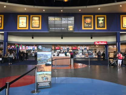 Cineplex - Movie Theatres - 450-678-5542