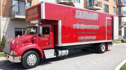 Déménagement Durand Inc - Déménagement et entreposage - 450-565-7125