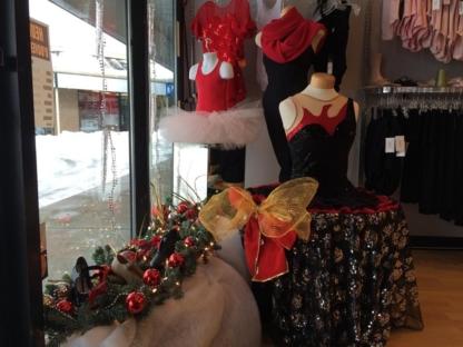 Boutique Pointe & Arabesque - Boutiques